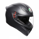 K1 AGV JIST SOLID - MATT BLACK