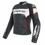 RACING 3 D-AIR LADY LEATHER JACKET / A66