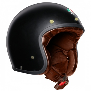 AGV LEGENDS X70 / MATT BLACK-GOLD