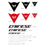 DAINESE STICKERS SET